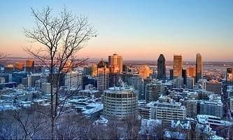 เมืองแคนาดา