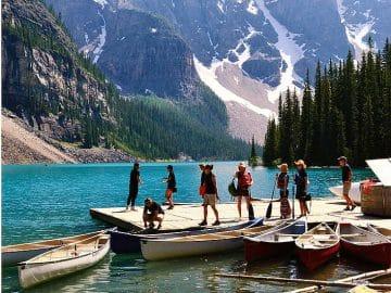 แหล่งท่องเที่ยวแคนาดา