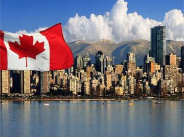 ที่เที่ยวในแคนาดา
