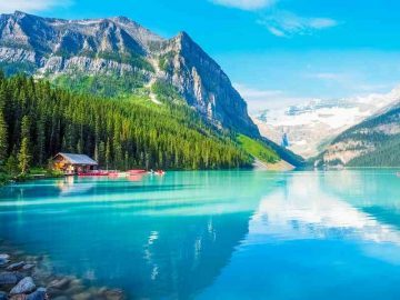 ทะเลสาบแคนาดา